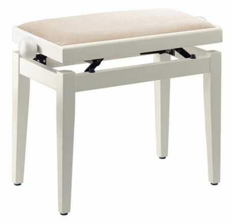 stagg white piano stool  sc 1 st  Piano Stools & Stagg piano stool wood colours islam-shia.org