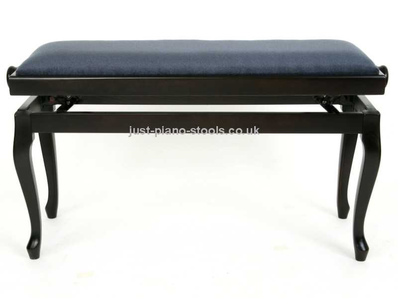 Great Large Image Of This Adjustable Height Duet Piano Stool