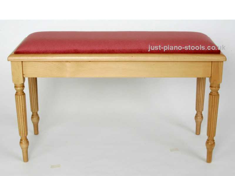 See Larger Image Of This Piano Stool