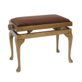 ms601c adjustable solo piano stool